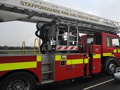 Man dies after fire in Stafford home