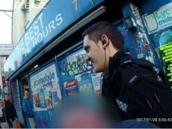 Police force to introduce spit guards as assault cases soar