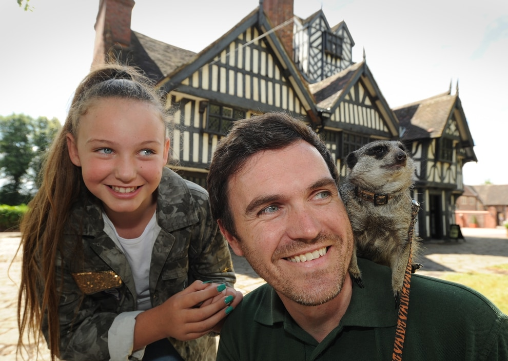 Animal Encounters returns to Oak House Museum | Express & Star