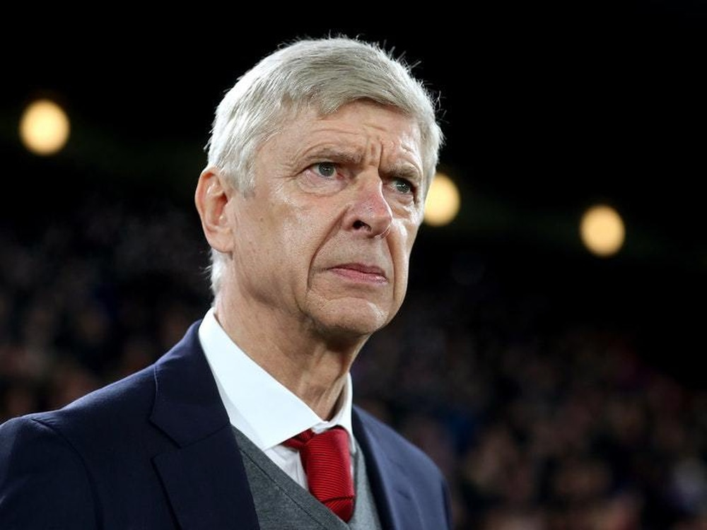 """English players are the """"masters"""" of diving – Arsene ... Arsene Wenger Player"""