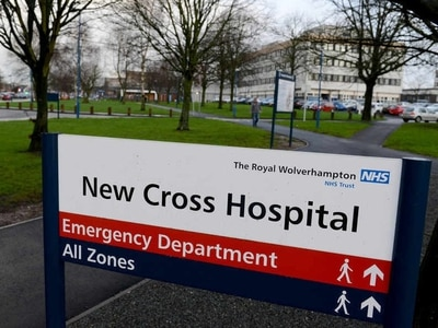 New Cross ward closed to new admissions following an outbreak of Norovirus