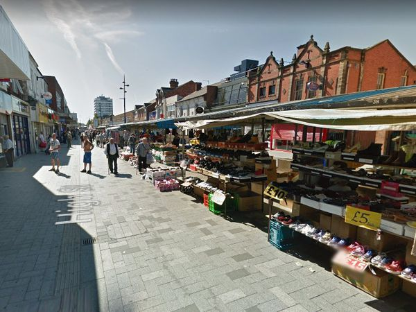 West Bromwich High Street. Photo: Google Maps