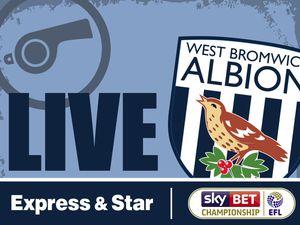 West Brom - LIVE