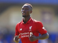 Liverpool new boy Keita excited to wear number eight shirt vacated by Gerrard