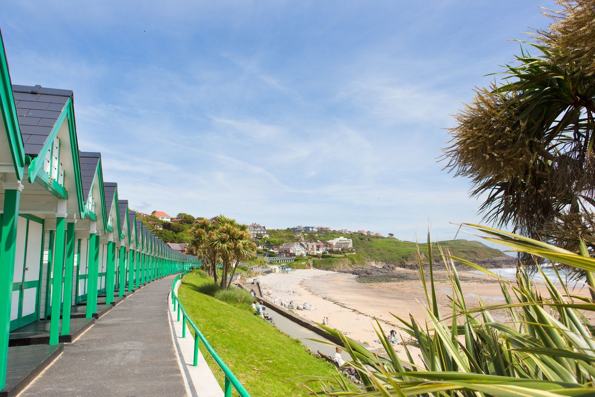 Langland to Caswell.