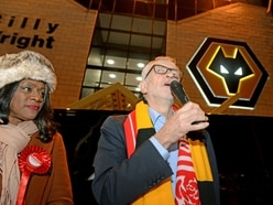 Jeremy Corbyn visits Molineux to sway voters in marginal Wolverhampton seat