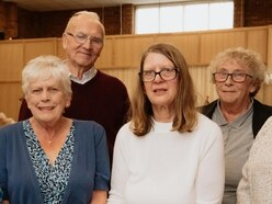 Elderly people's club in South Staffordshire celebrates 60th anniversary
