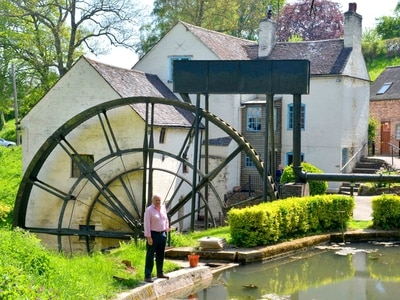 WATCH: Wheels turning on £1.5m restoration plan at historic Bridgnorth mill