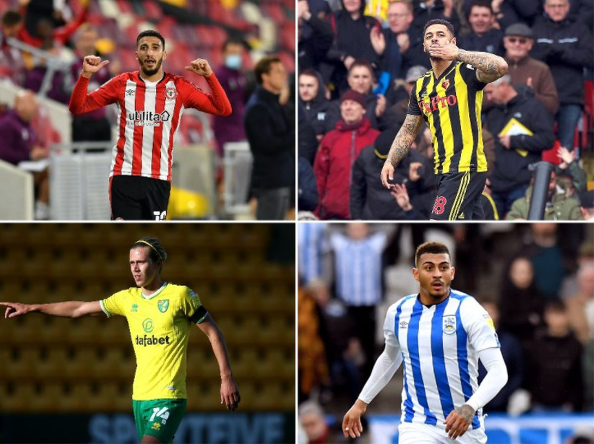Which Championship stars could head to the Midlands?