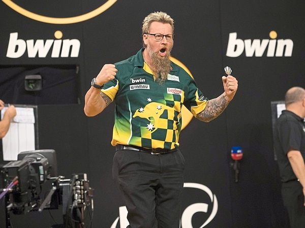 Simon Whitlock's magic at Grand Slam