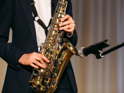 Concert tribute to jazz musician