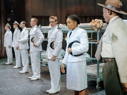 An Officer and a Gentleman, Birmingham Hippodrome - review with pictures