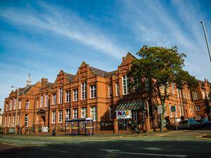 Newhampton Arts Centre in Wholverhampton. Pic: Jamie Baker