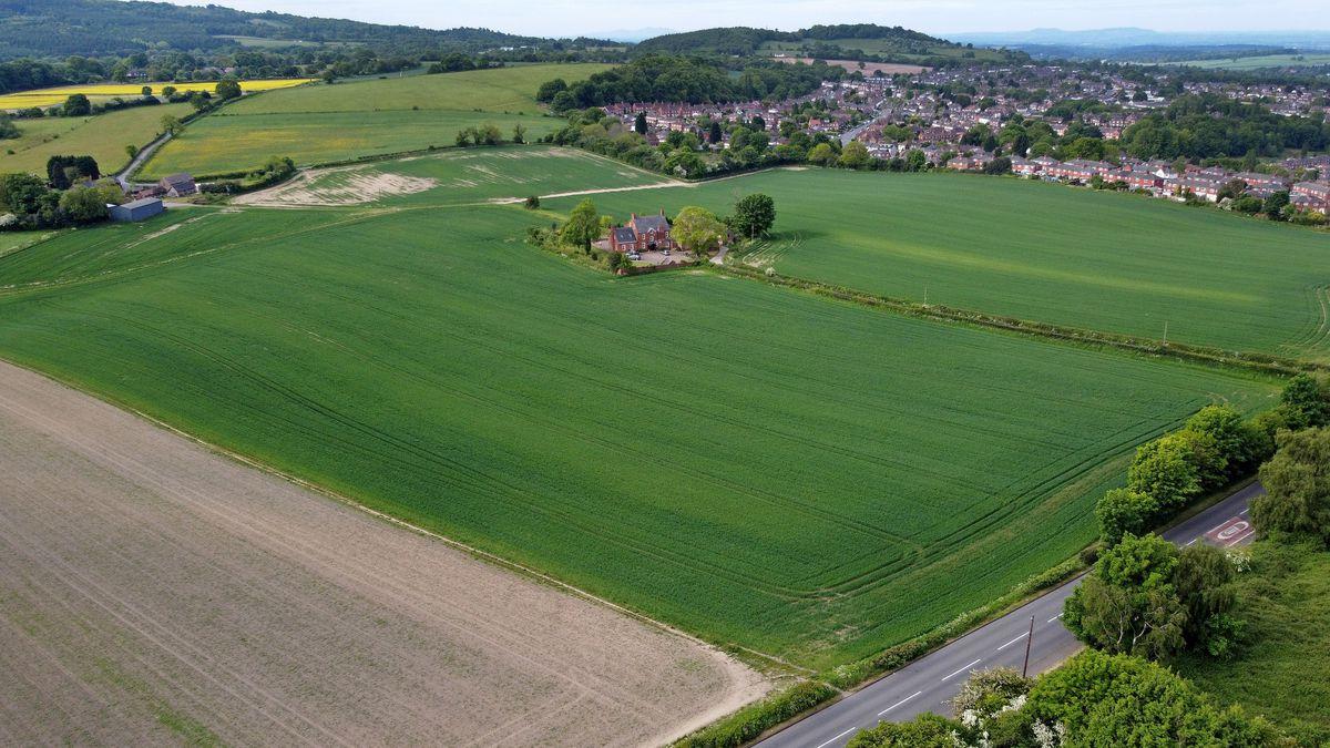 Housing demand on green belt rises sharply as shortfall reaches 'crisis point'