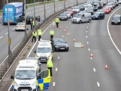 M5 shut as boy hit by multiple cars on motorway