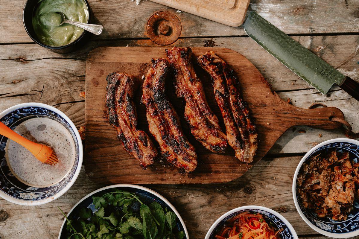 Tasty - the Vietnamese Pork Belly Bahn Mi