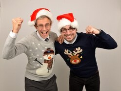 It's Christmas Jumper Day! Send us your snaps of your festive jumpers