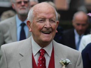Fred Robinson has died aged 96