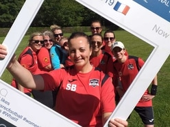 World Cup of joy for Stafford Soccer Mums