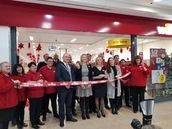 Hundreds flock to opening of Wolverhampton's new Wilko store