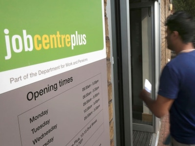 Unemployment rises in West Midlands as number in work at a high