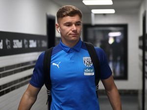 West Brom suffer double injury blow at left-back