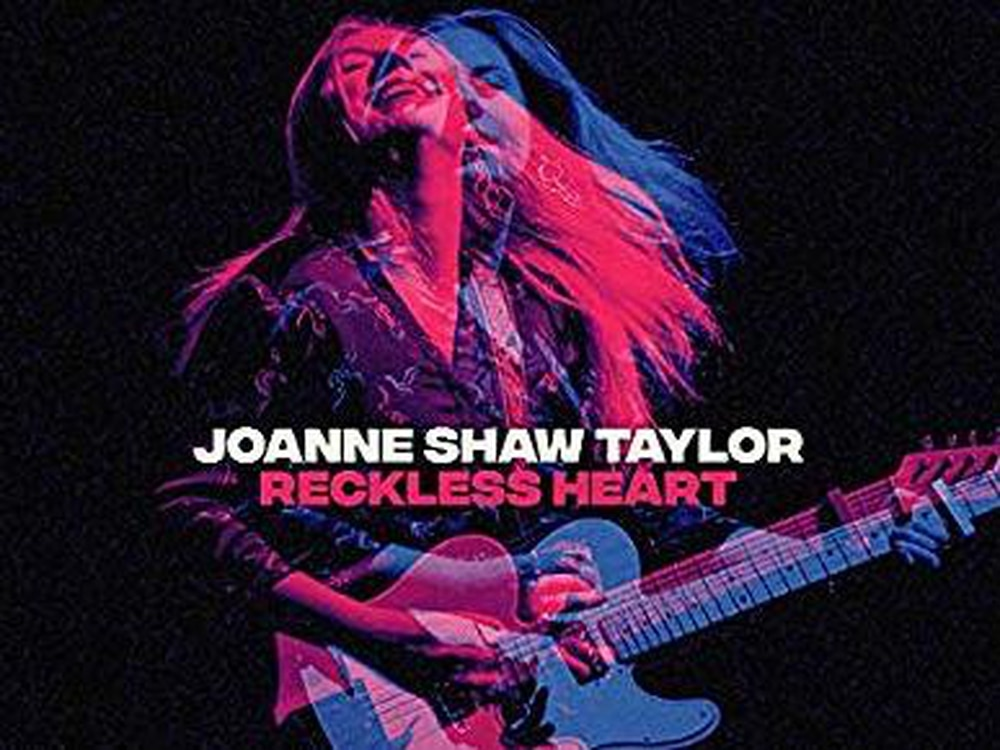 Joanne Shaw Taylor, Reckless Heart - album review