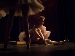 The hidden world behind The Sleeping Beauty pictured at Birmingham Hippodrome