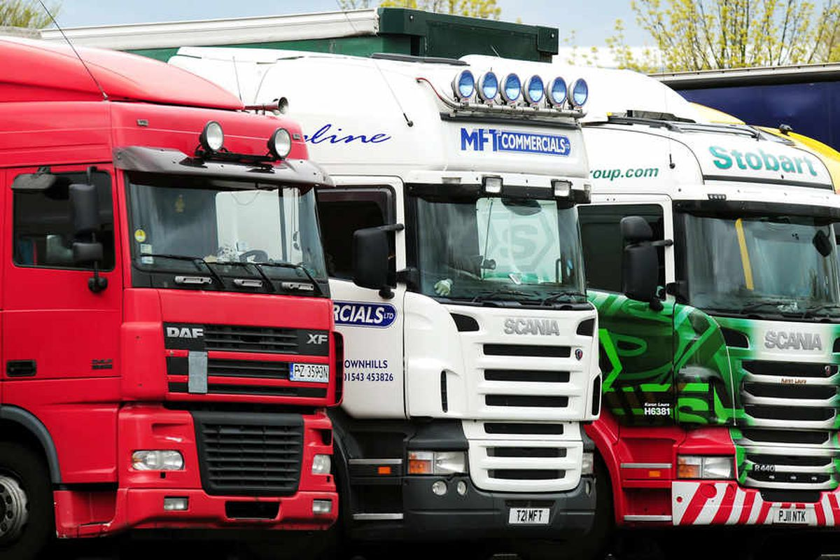 Black Country lorry driver banned for not resting