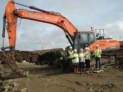 Construction begins on North Uist community wind farm project