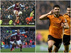 Wolves and Aston Villa goals nominated for yearly EFL award