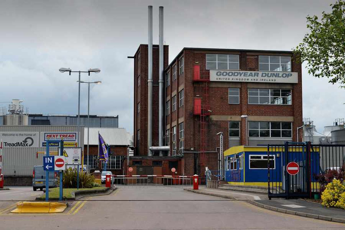 End of an era: Goodyear to close Wolverhampton factory