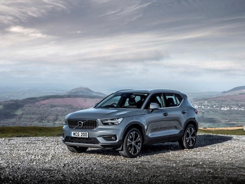 UK Drive: The Volvo XC40 Recharge is an appealing plug-in SUV