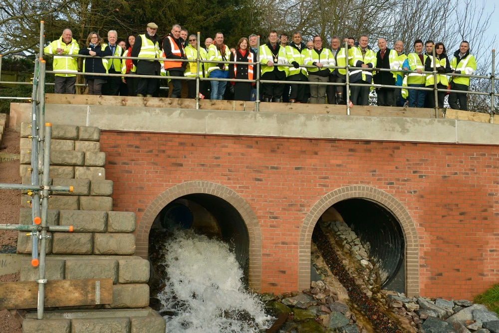 Rugeley Flood Defence Work Costing 163 5m Will Bring New