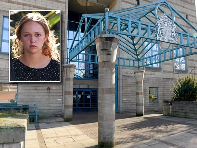 Fatal crash driver, 20, walks free from court