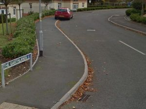 Entrance to The Garthlands in Stafford. Photo: Google Maps