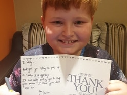Willenhall boy thanks Ricky Gervais for casting him in After Life season two
