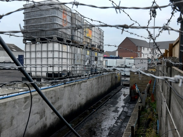 Hazardous waste business facing £2m costs to move over homes row