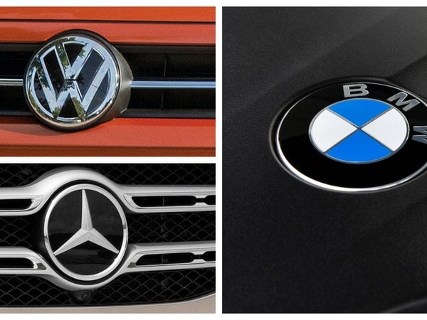 European Commission investigates VW, BMW and Daimler over emissions systems roll-out
