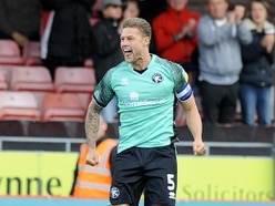 Walsall's James Clarke nominated for goal of the month award