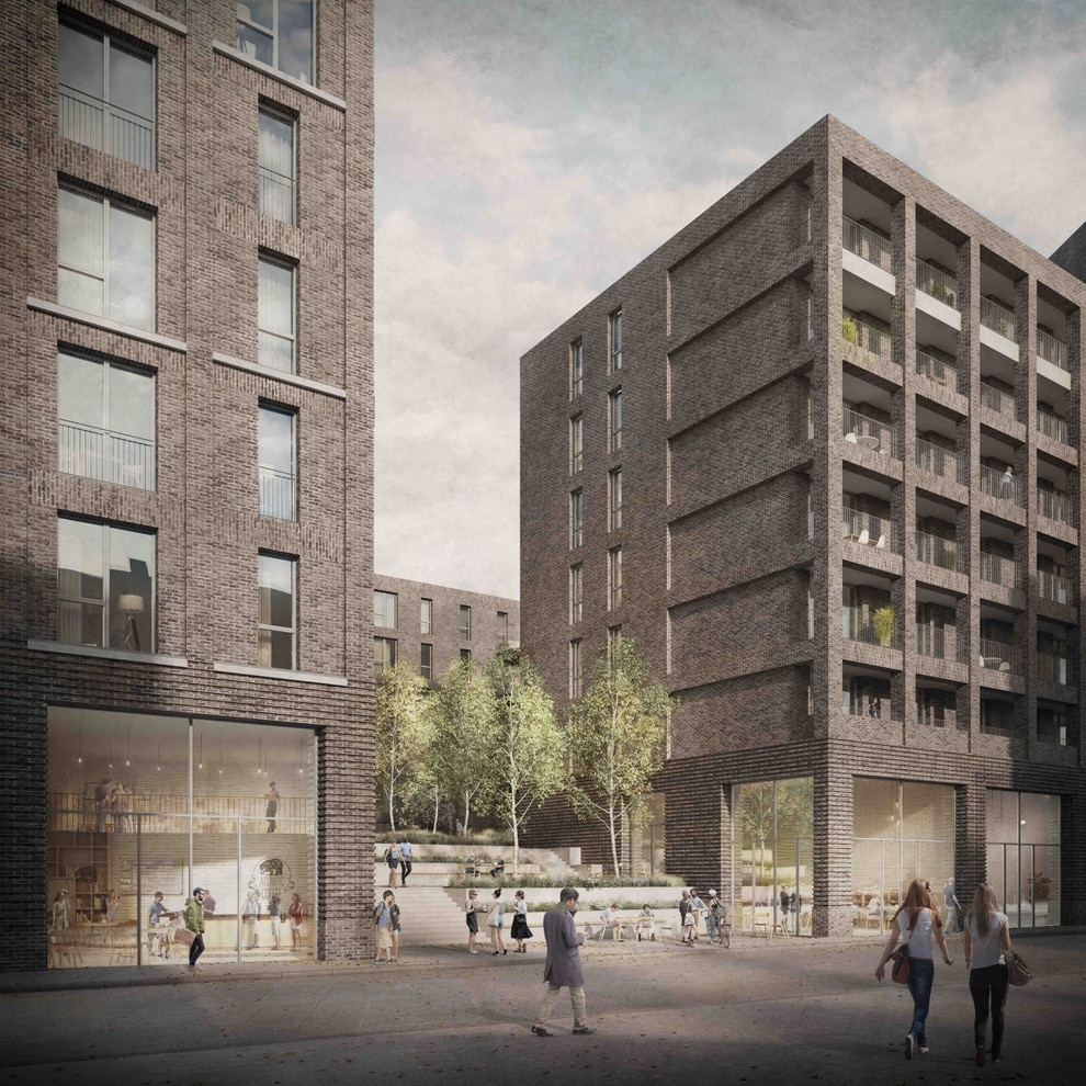 Southside Apartments Birmingham Al: Timber Yard Development Gets Go-ahead From Planners
