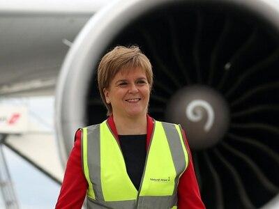 Nicola Sturgeon: UK Government's decision-making on air bridges shambolic