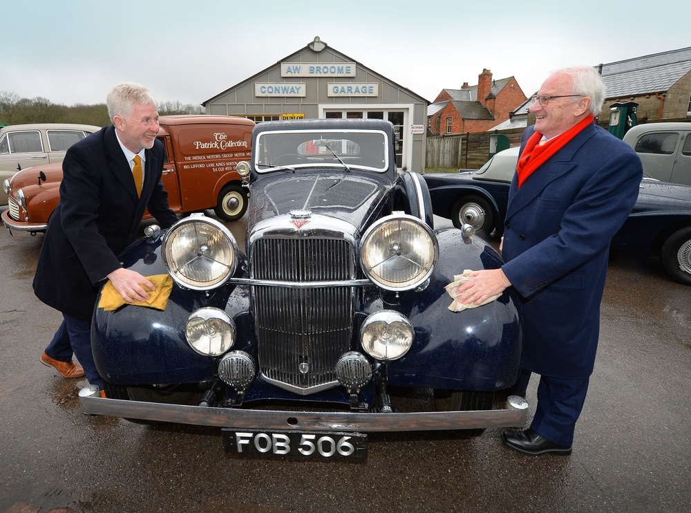 Black Country Living Museum boost after classic cars donation and ...