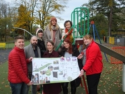 £55,000 of improvements to be carried out at Stourbridge park play area