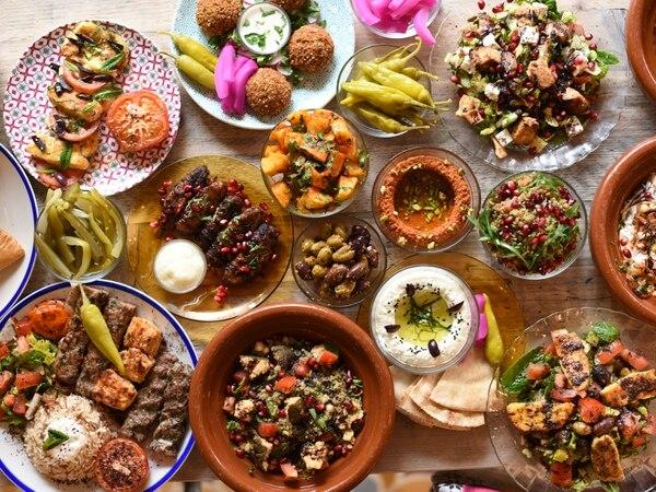 Food review: Comptoir Libanais at Grand Central, Birmingham