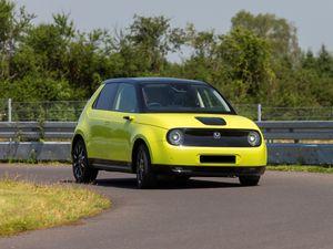 The Honda e