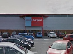 Home Bargains store in Cannock forced to close after car ploughs into shop