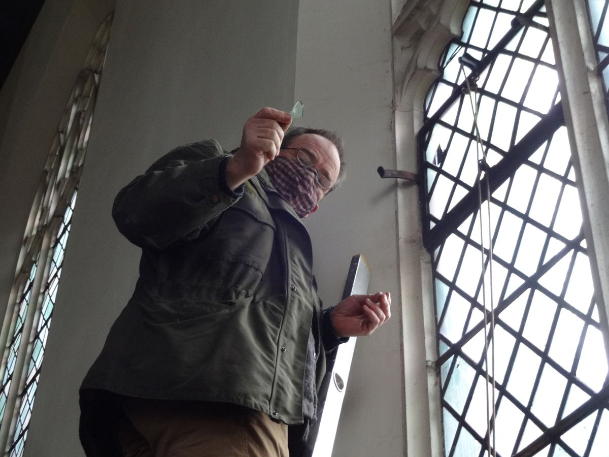 The funding will help churches such as St George's to complete much-needed repair work (Image by Diocese of Worcester)