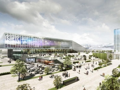 SEC submits plan for £200m expansion