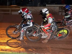 Cradley Heathens win day of crashes